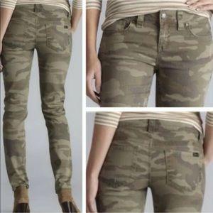 Seven7 Jeans Camo Ankle Skinny Womens Size 4